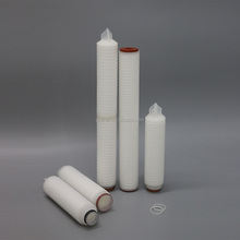 PP Pleated 0.1 micron Filter Cartridge for Water Purification