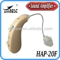 Hearing aid for hearing impairment HAP-20F