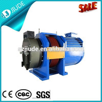 Permanent Magnet Gearless Motor for Elevator