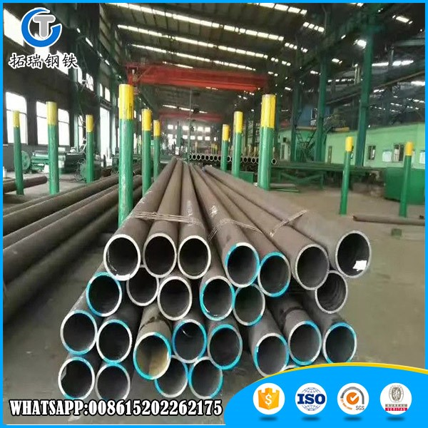 ASTM a179 sch40 hot rolled seamless steel pipe and tube