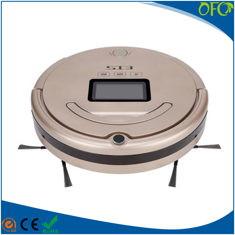 OFC High Quality Smart Robotic Sweeper Vacum Cleaner Robot