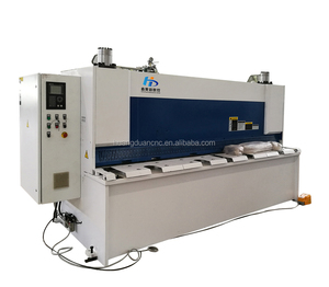 Price of steel cutting machine/iron steel cutter/hydraulic guillotine shearing machine