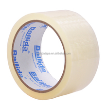 chinese supplier hot sell market cheap water-proof bopp clear self adhesive tape
