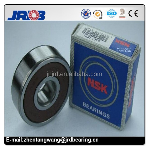 JRDB original nsk deep groove ball bearing 6300