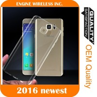 mobile phone case factory,for samsung galaxy note 5 transparent case