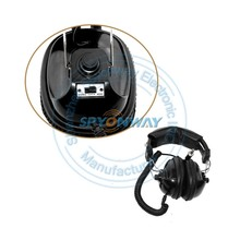 Free shipping! 2016 Best K0SS headphone, UR30 headphone for super gold finder metal detector for T2 or Fisher gold bug!