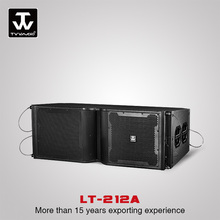 Dual 12inch Live Events Active Line Array Speaker Box Sound System
