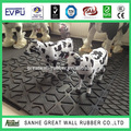 Great Wall Manufacture Hammer Top COW RUBBER MAT used in farms 1-2M WIDTH
