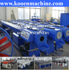 pe hdpe pipe making machine
