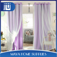Newest luxury classic european style dressing rooms curtains
