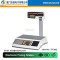 TP-30D Pricing/ Counting Scales, Supermarket Cash Register Scales, POS Weighing, Support Arabic/ Spanish/ Hindi Multi-language