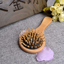 11 years experience professional wooden ball hair brush factory , Eco-Friendly wooden decorative hair brush