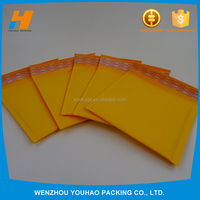 Kraft paper+Polyethylene bubble film,Kraft Bubble Material kraft paper air bubble envelopes