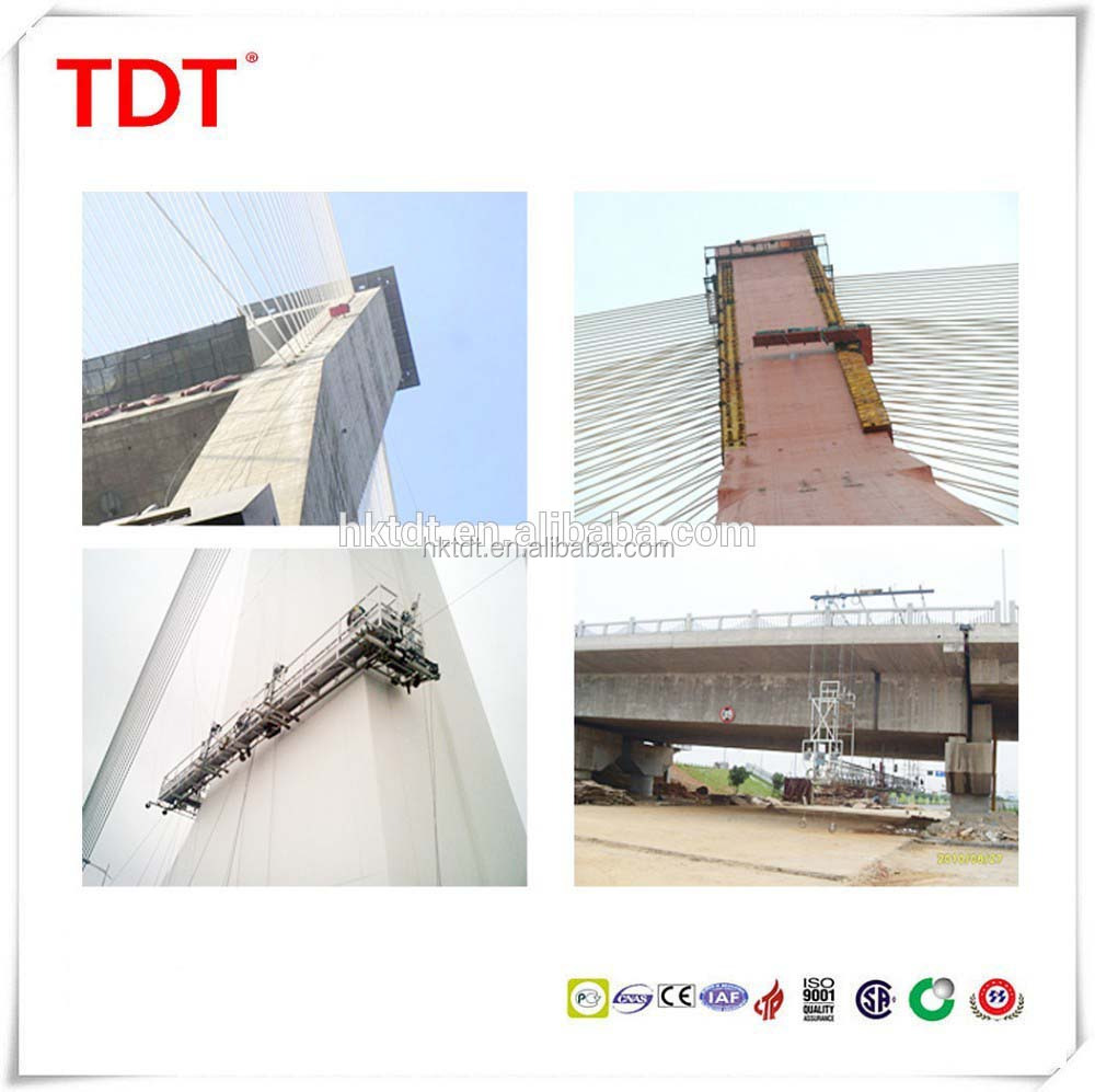 Best offer ZLP800, ZLP630 Suspended Platform/ Cradle / Gondola/ Swing Stage/ Powered Access Platform Manufacturer