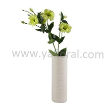 Artificial bule silk bell flower balloon flower artificial silk flower for home decorations from yafloral