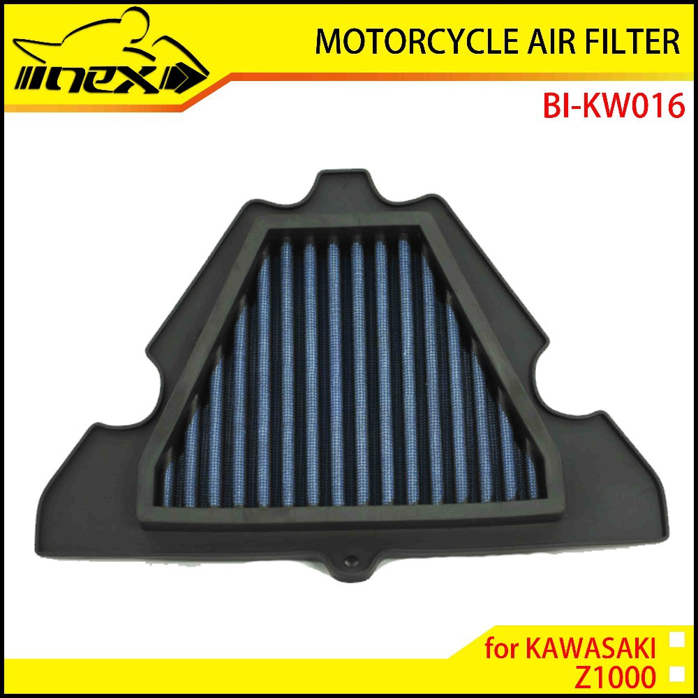 NEX High Flow Air Filter for KAWASAKI Z1000 2011-2014