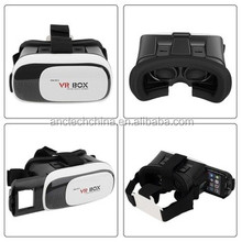 2016 new products 3D vr box,good quality vr box 2.0 glasses