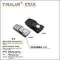 [TANJA] A106S-1 Concealed toggle latch /safety black zinc alloy latch small size