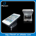 Retail Store Acrylic Material Clear Moblie phone shop display holder for Iphone
