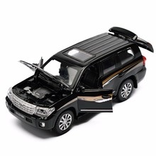 1:18 Scale Toyota land cruiser model car