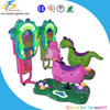 factory price horse riding type arcade amusement kiddy ride horse with video coin operated kiddie ride machine