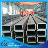 Square hollow section / rectangular steel tube sizes in Tianjin