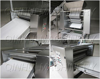full automatic small scale biscuit making machine/factory price biscuit production line