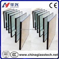 CE Standard Soundproof Heat Insulation Sound Proof Glass Price