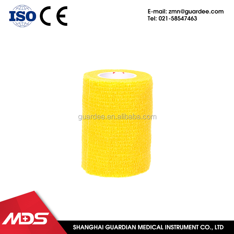 Good Adhering And Wearability Kinesiology Skin Elasticated Sports Bandage