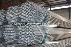 VNO ASTM A500 Galvanized Steel Pipe