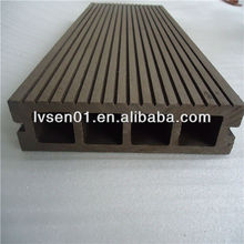 plastic planks texture wood colorful design to meet all the professional demands in different filed