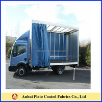 Customized curtain side truck bodies