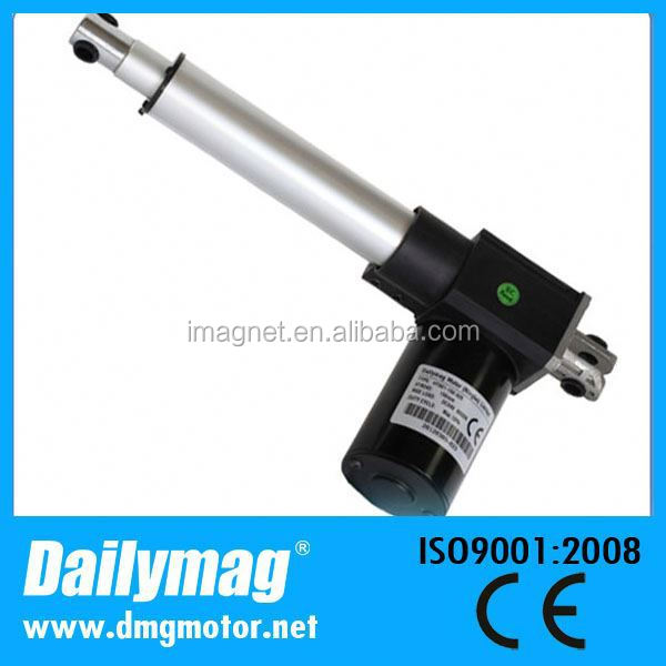 Linear Actuator Of High Load Capacity