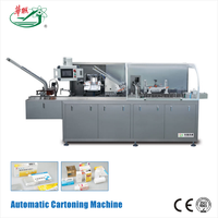 HUALIAN China Products Commodity Carton Box Cartoning Packaging Machine For Hospital