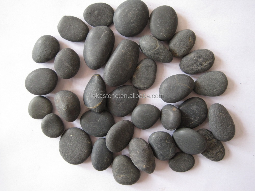 Hot Large Washed River Rock Pebble Stone