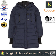 2015 Woman Winter Jacket Chinese Clothing Manufacturers Overseas