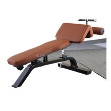 The best equipment factory sales/Gym Equipment Names Adjustable Decline Bench/Exercise Machines