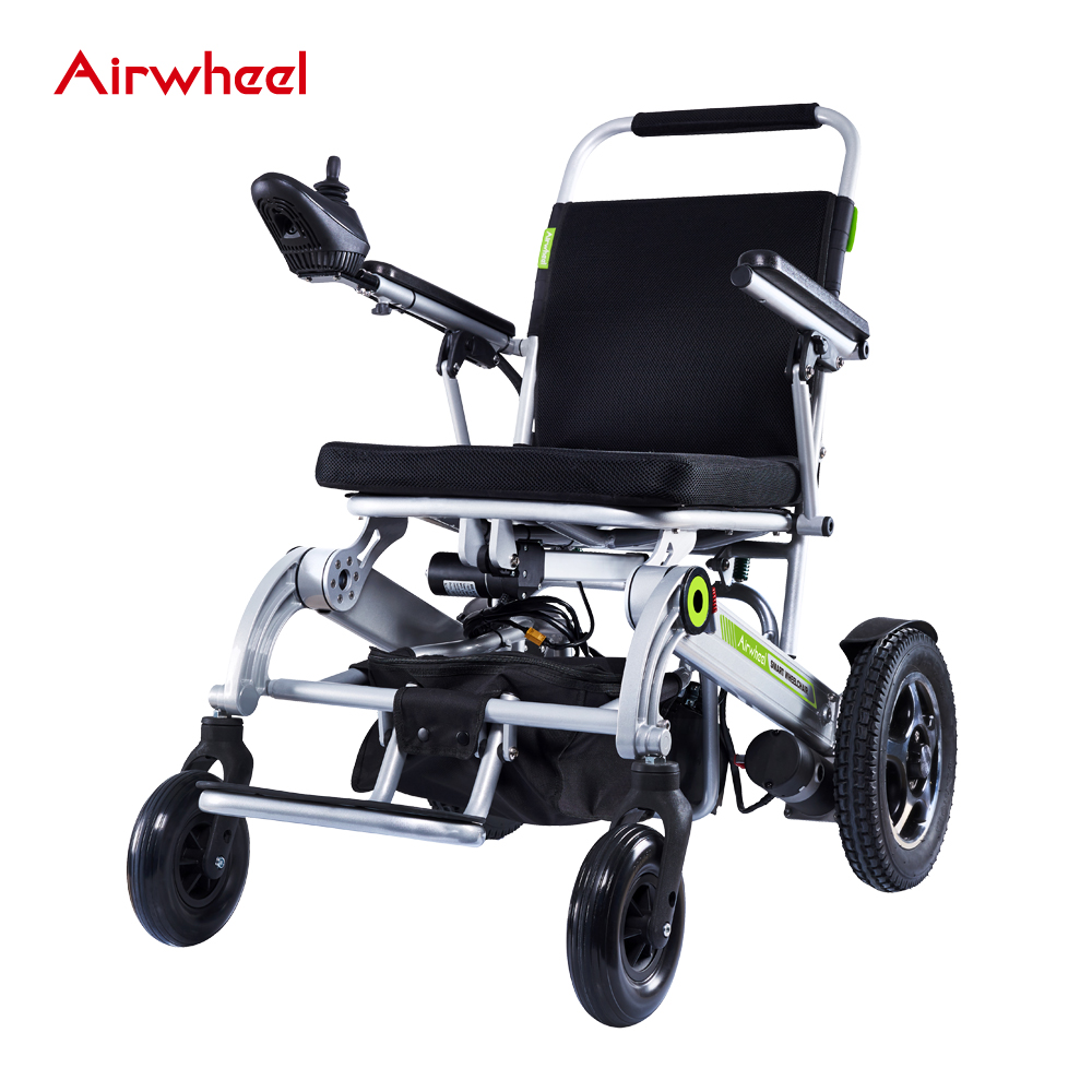 Airwheel H3 Travel Electric Wheelchair for Handicapped Outdoor Use