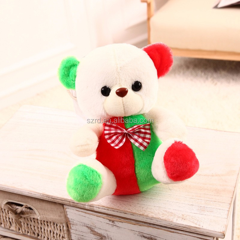 Animal soft stuffed toy/EN71 plush toy made in china/custom pp cotton lovely teddy bear