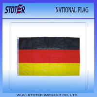cheap polyester Germany national flag