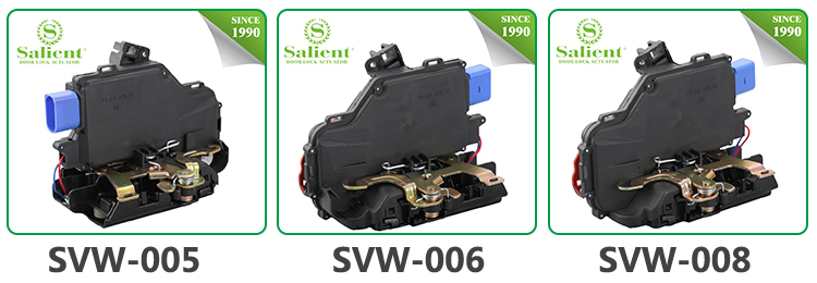 Factory wholesale 3D4839015A electronic door lock auto lock actuator for VW