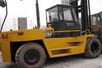 25ton used TCM forklift FD250, secondhand 25ton diesel/manual forklift parts, used TCM forklift 25 ton price/for sale, cheap !!!