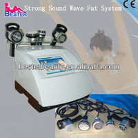 Best Sell!! Vacuum therapy strong sound wave fat system machine
