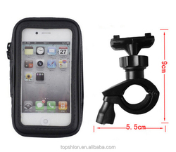 Waterproof Mobile Phone Mount Holder For Bike/Motorbike Universal Holder Amount With Good Price