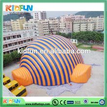 Alibaba china stylish animal dome inflatable tent