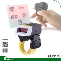 2016 FS02 wireless barcode scanner with memory /industrial long range scanner bluetooth