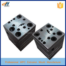 WPC Decking Cover Extrusion Moulds for Flooring Accessories