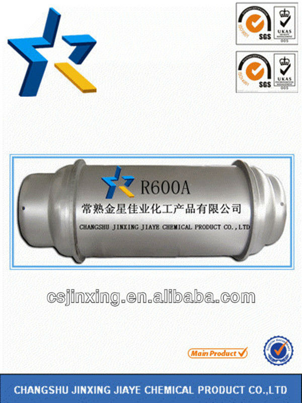 High quality refrigerant gas r600a supplier of china