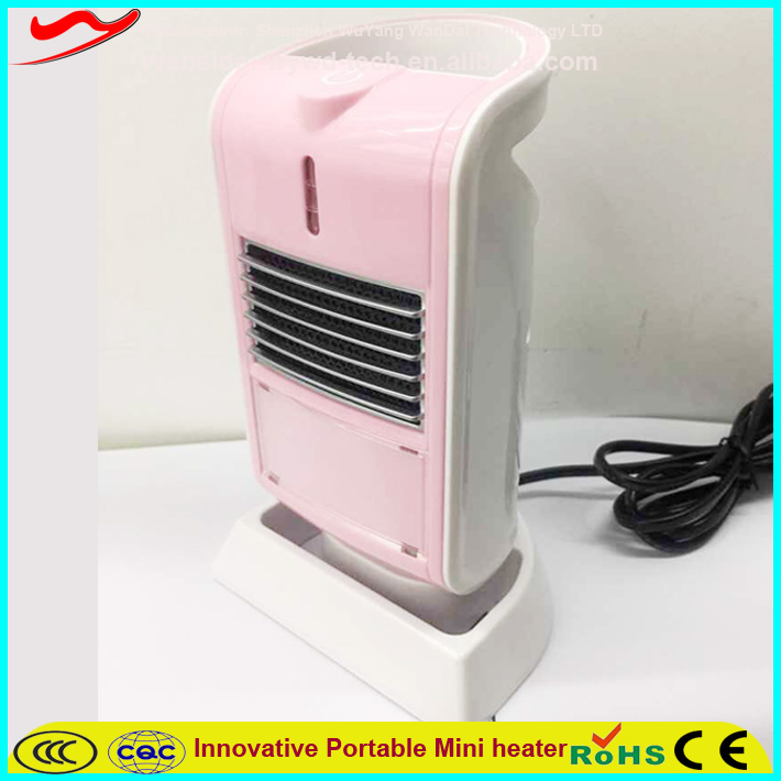 Individual best selling portable electric battery operated space heater