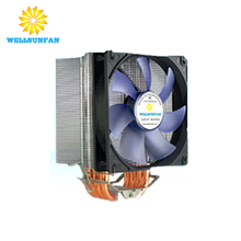 cpu cooler fan speed controller SP679 for INTEL 775 and AMD CPU